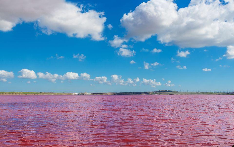 Lago Masazirgol en Azerbaiyán