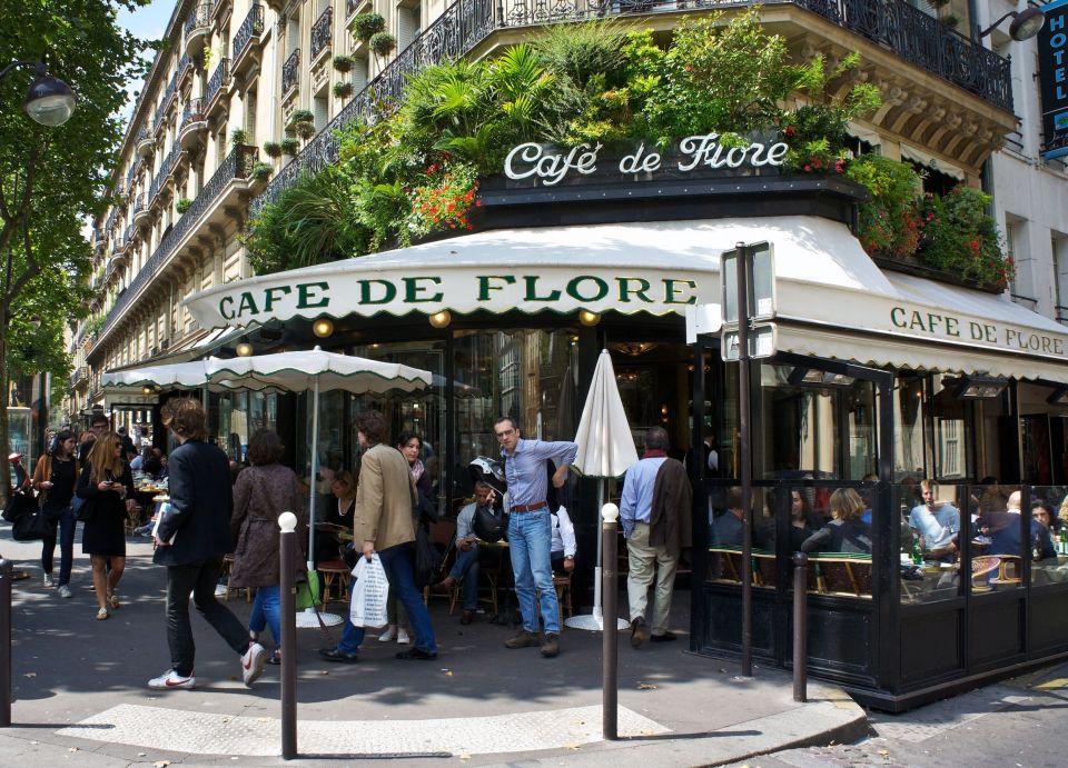 CAFÉ DE FLORE, PARÍS (2)