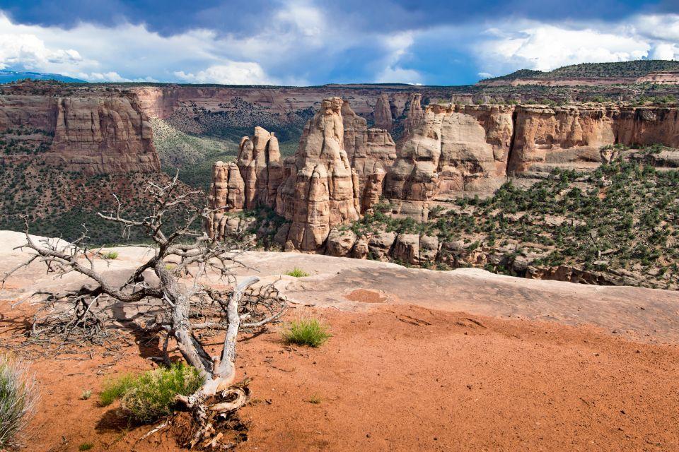 El más popular: Monumento Nacional de Colorado