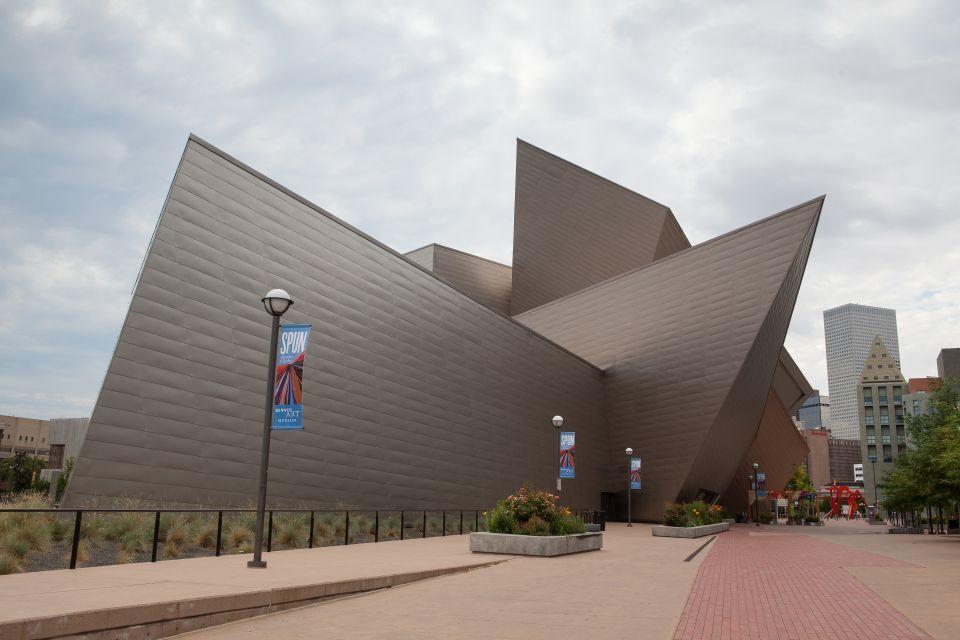 El más contemporáneo: Denver Art Museum