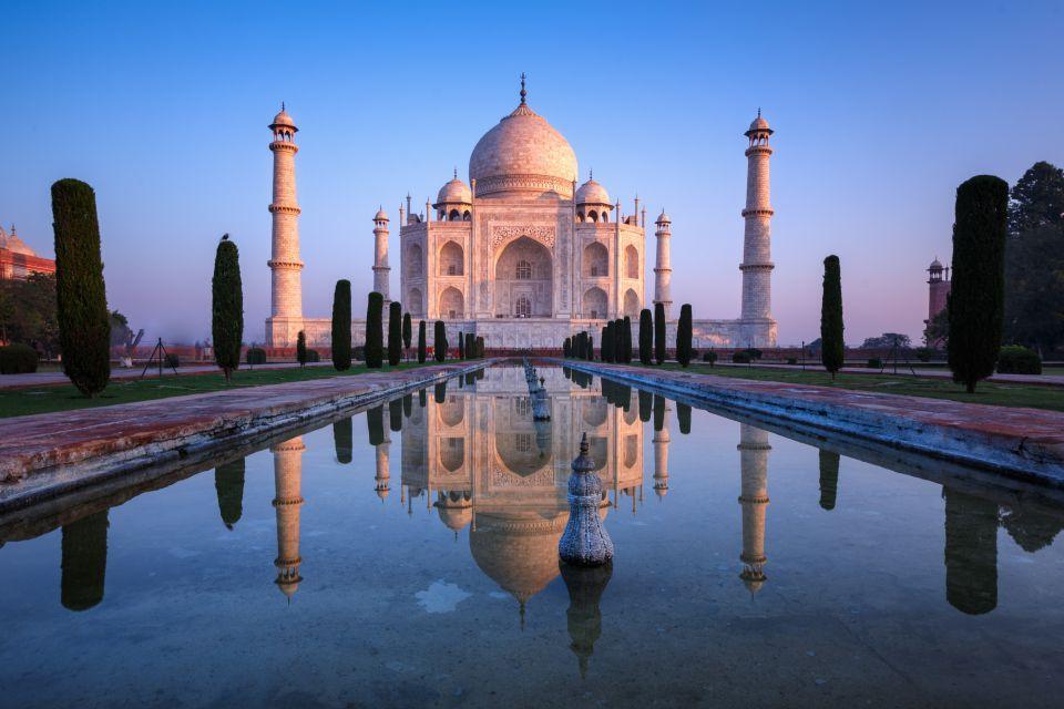 El Taj Mahal, India
