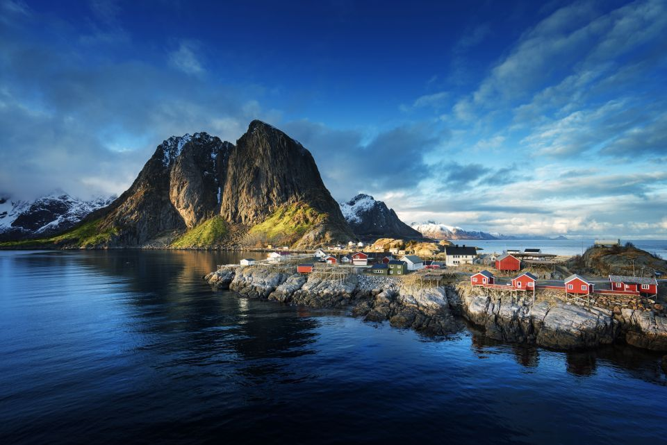 Las Islas Lofoten, Noruega