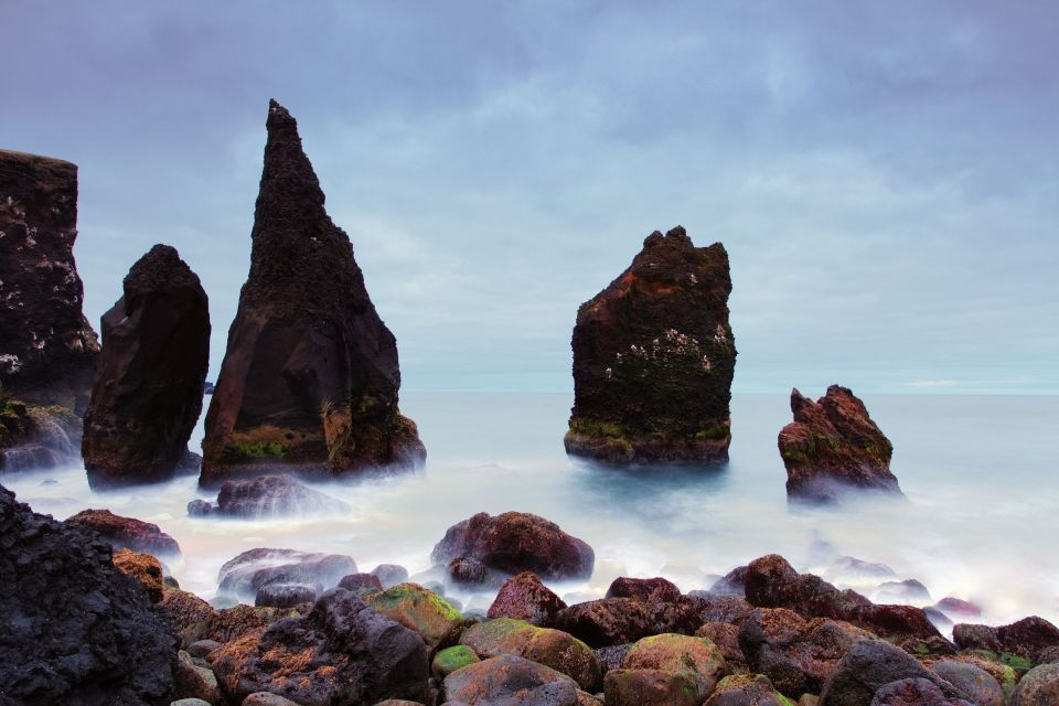 La costa islandesa