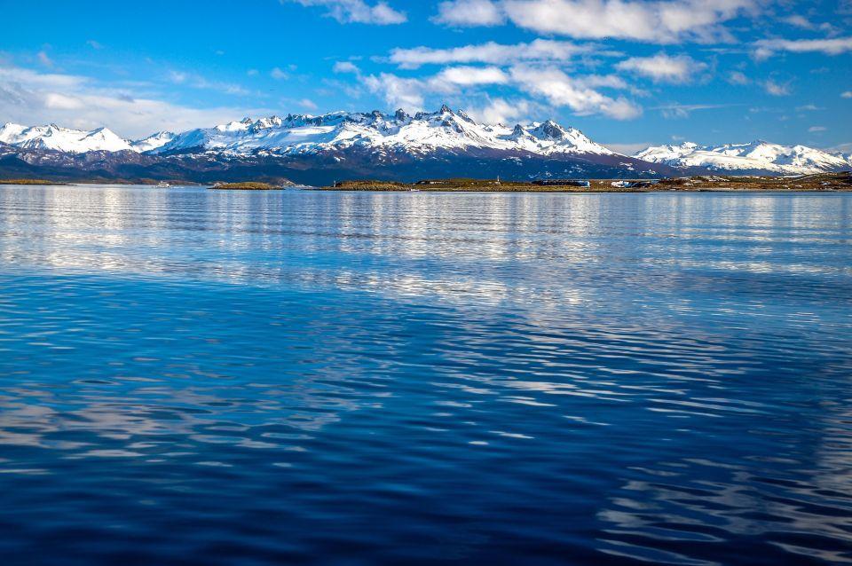 The Beagle Channel, Ushuaia ? Argentina