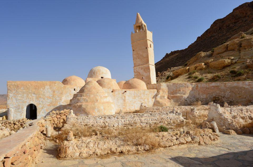 La mosquée des Sept Dormeurs à Chenini