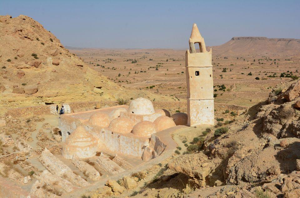 Mystérieuse mosquée des Sept Dormeurs