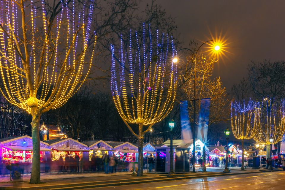 the christmas market attracted millions of visitors each year