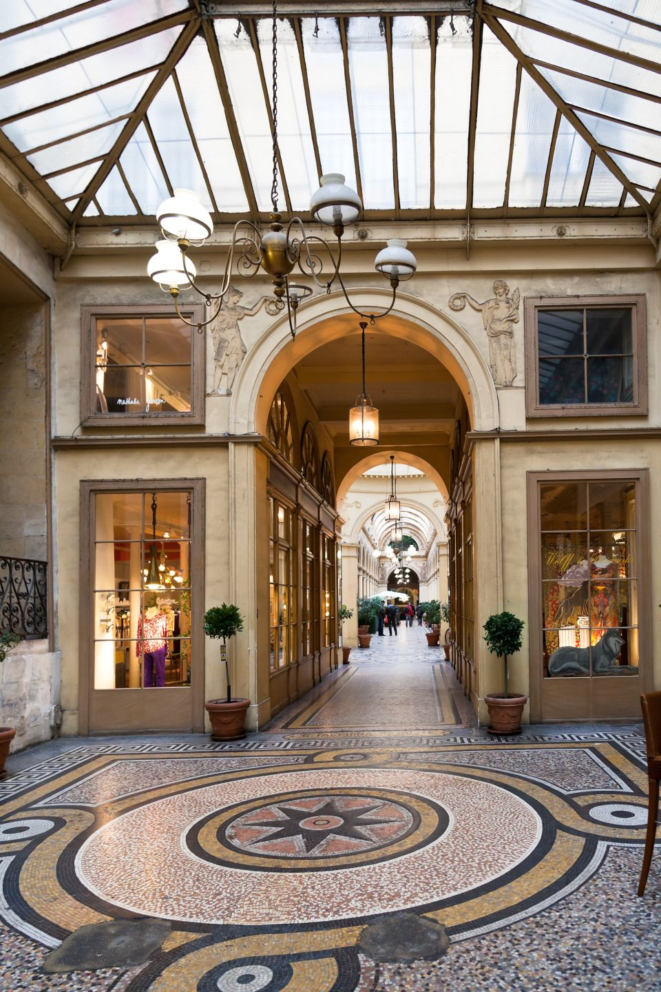 Paris - Shopping-Trip