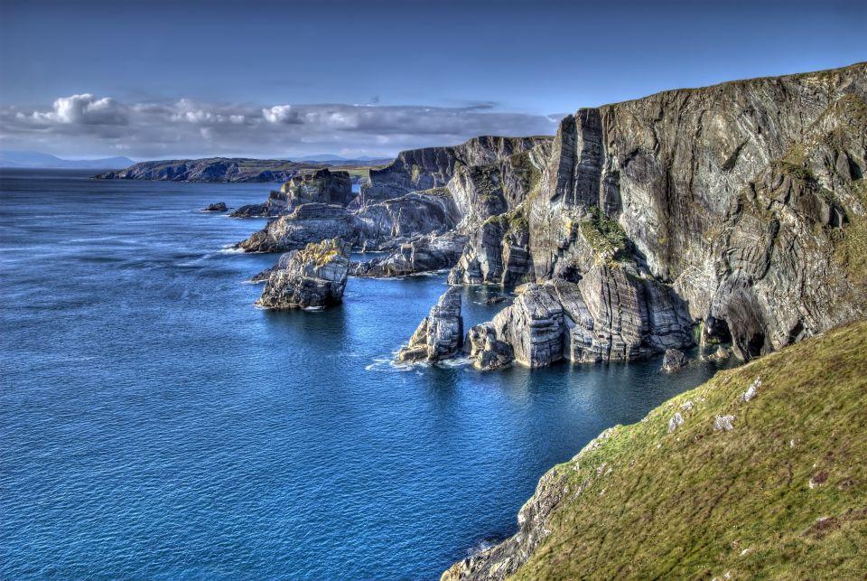 La costa Atlántica, desde Cork