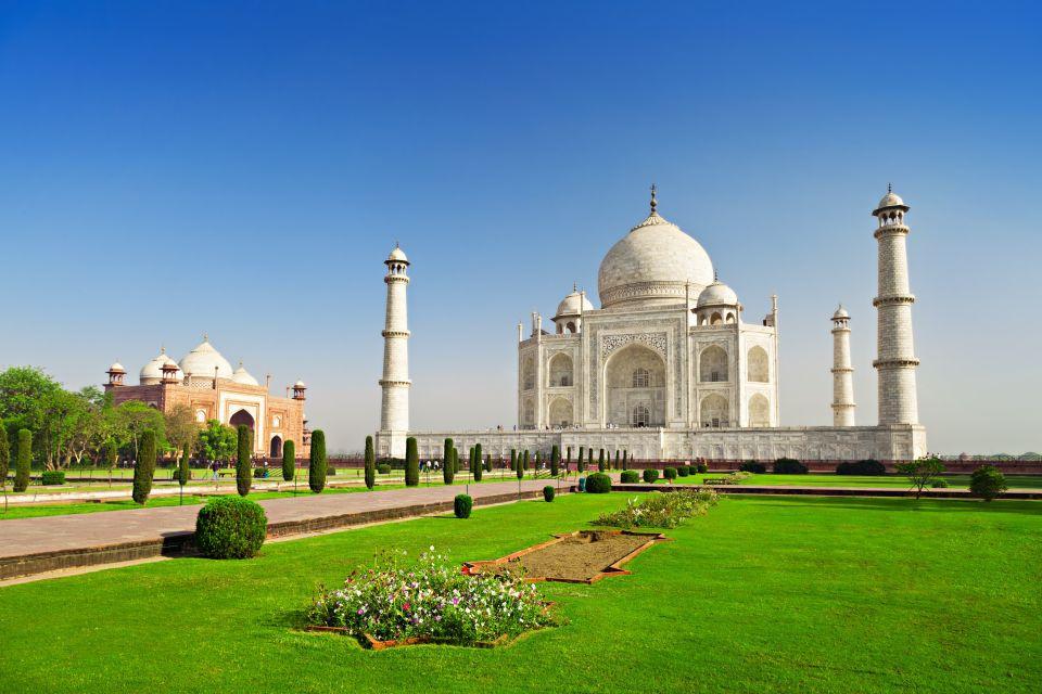 Platz 10:  Taj Mahal, Indien