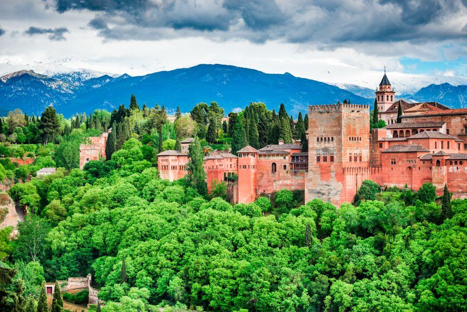 Platz 8: Alhambra, Spanien