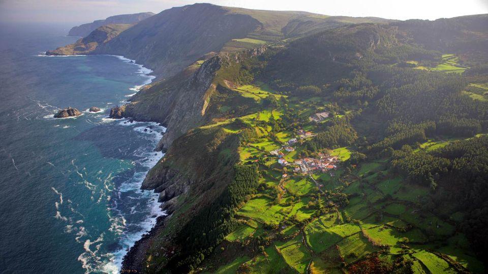 La Galice, une terre sauvage aux airs de bout du monde