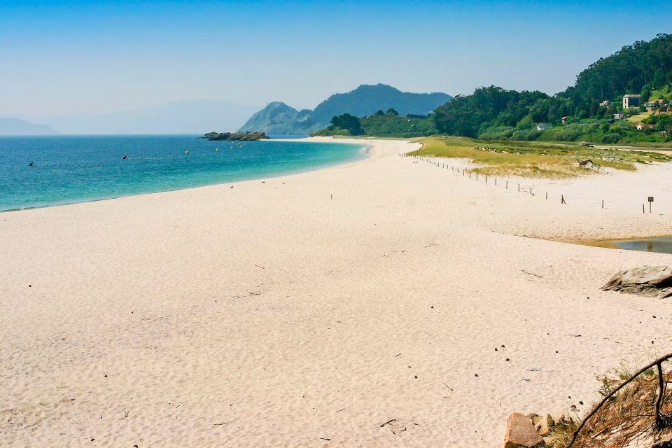 La plage de Rodas