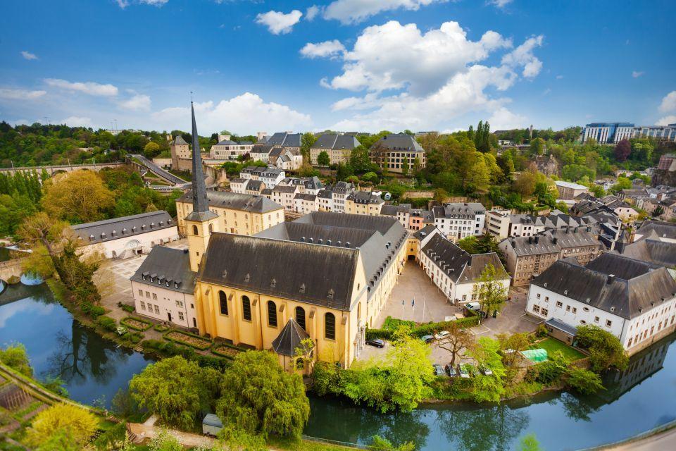 2 Ciudad de Luxemburgo, Luxemburgo