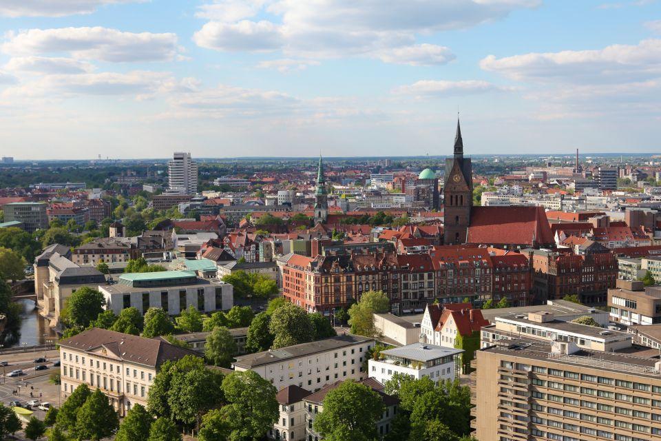 3 Hannover, Alemania