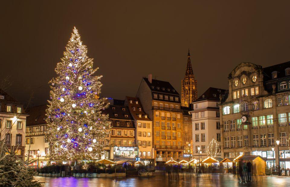 Strasbourg, en France