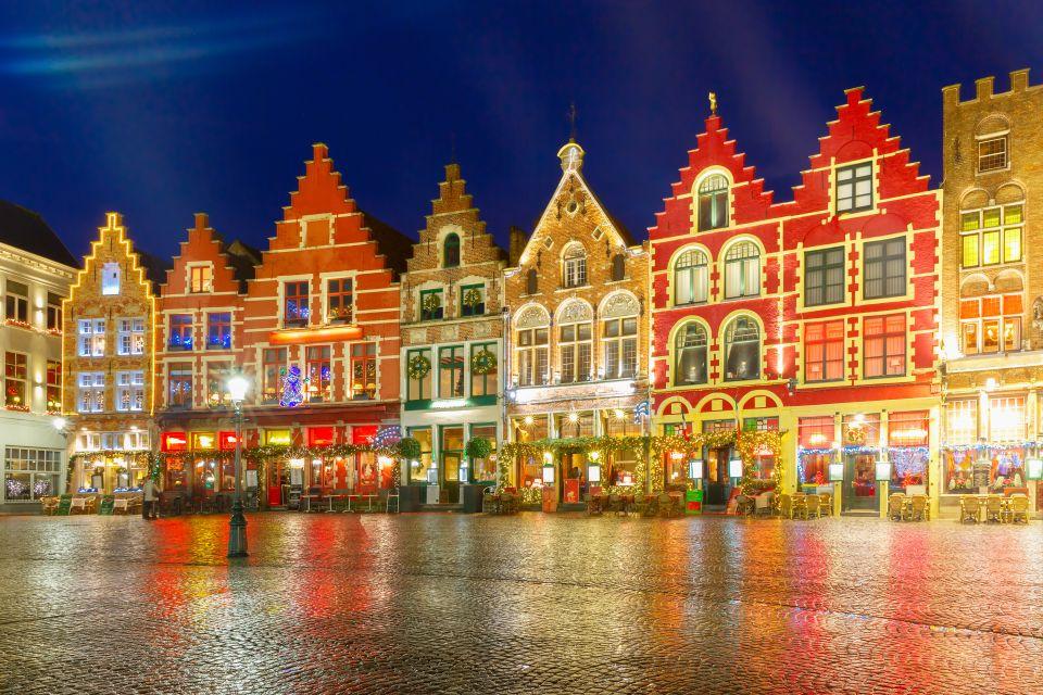 Bruges, en Belgique