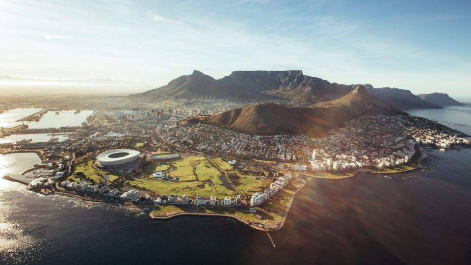 Adventurer - Cape Town, South Africa