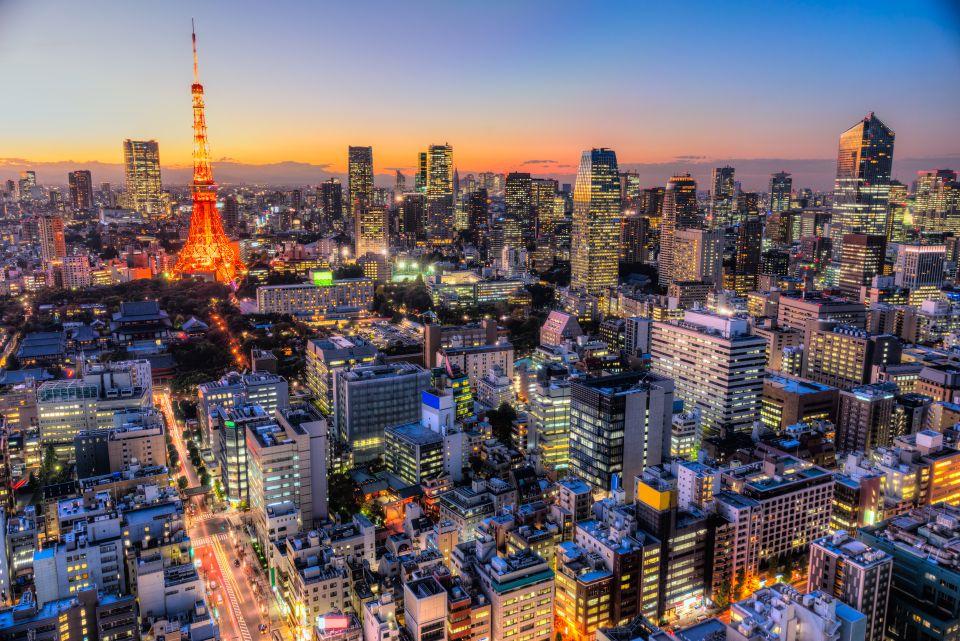 Worst: Tokyo, Japan