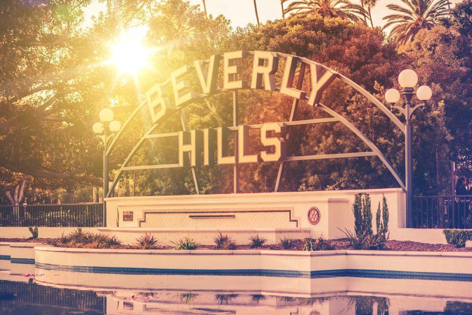Beverly Hills : chasse gardée