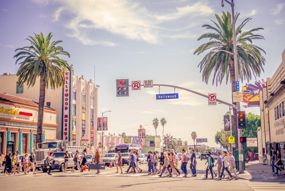Hollywood Boulevard, Los Ángeles, Estados Unidos