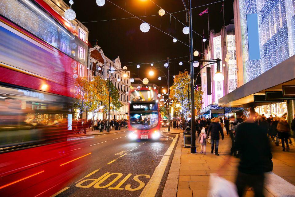Oxford Street, Londres, Reino Unido