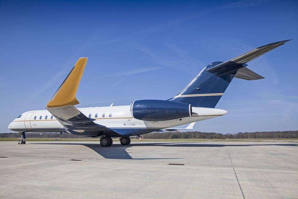 Lateral aeronave