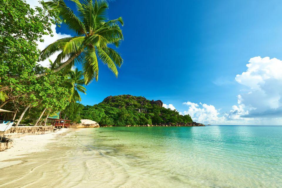 Bucear en las Seychelles