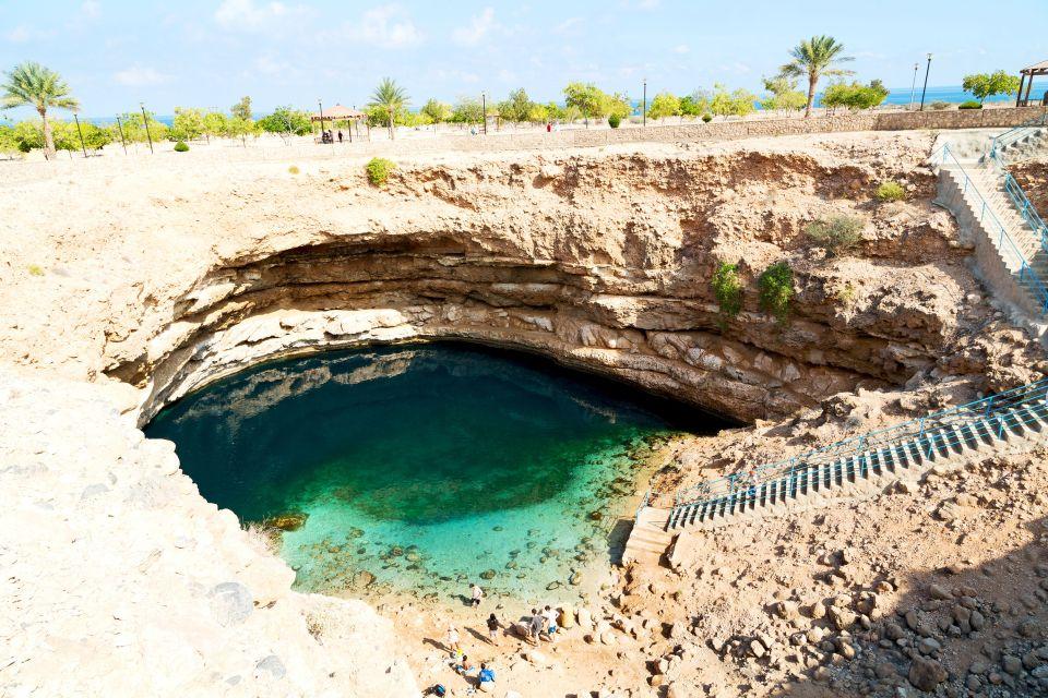 Mil y una noches en Omán