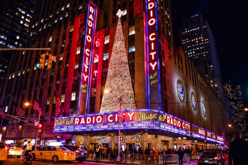 Le Radio City Music Hall