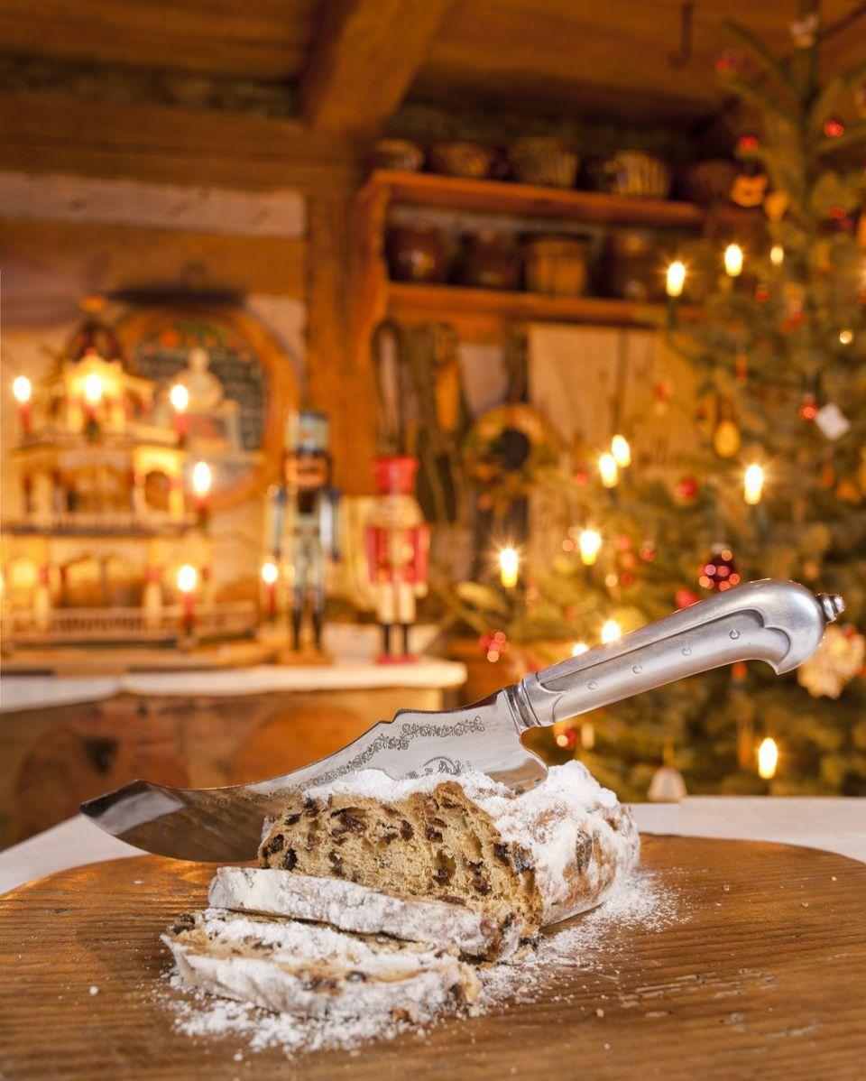 Le Stollen de Noël de Dresde
