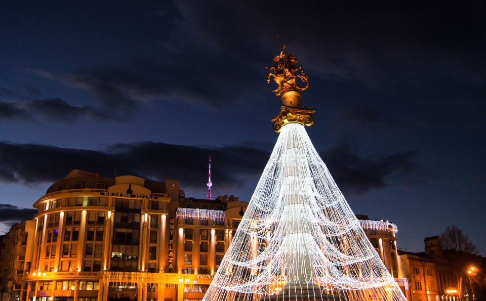 Christmas In Georgia Tbilisi.10 Cities That Ace Christmas Decorations Easyvoyage