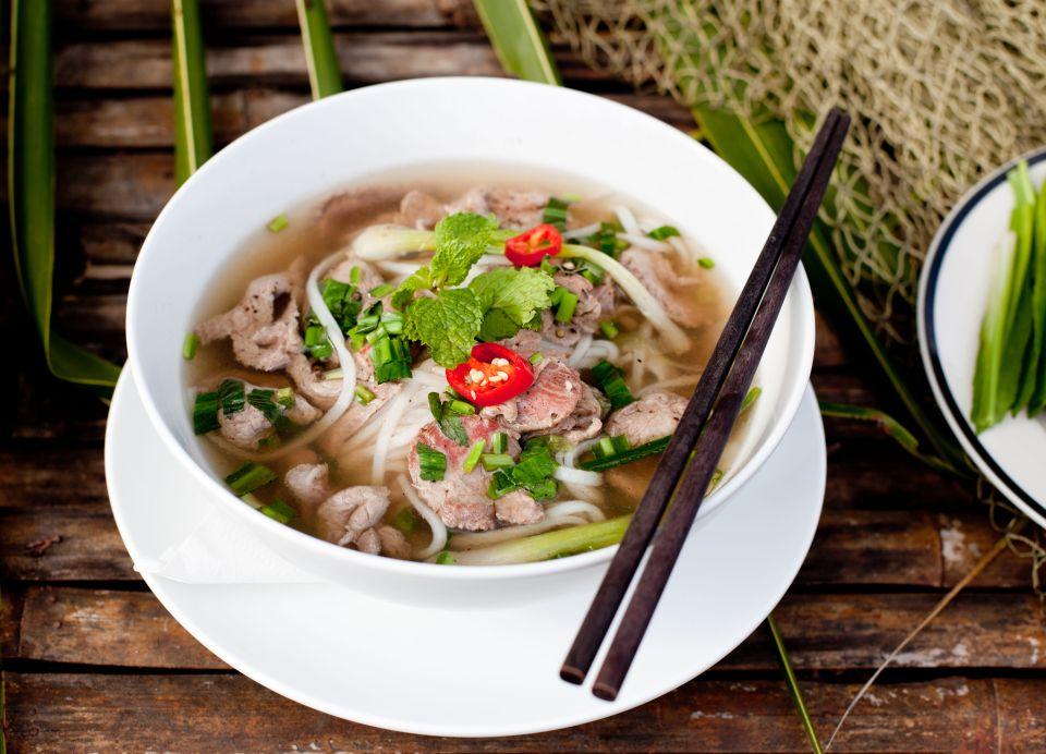 Vietnam : pho
