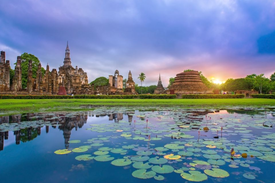 2ème : la Thaïlande