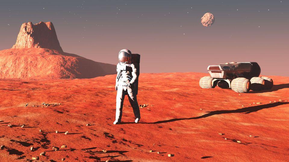 Un homme ou une femme sur Mars dans les années 2030 ?