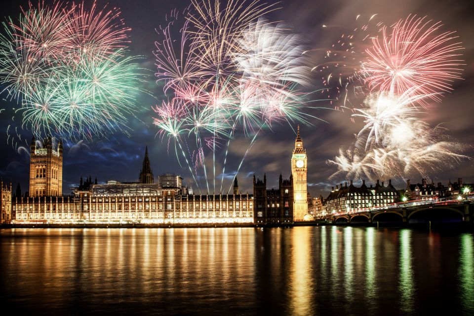 Top 10 New Year's Eve firework displays around the globe ...
