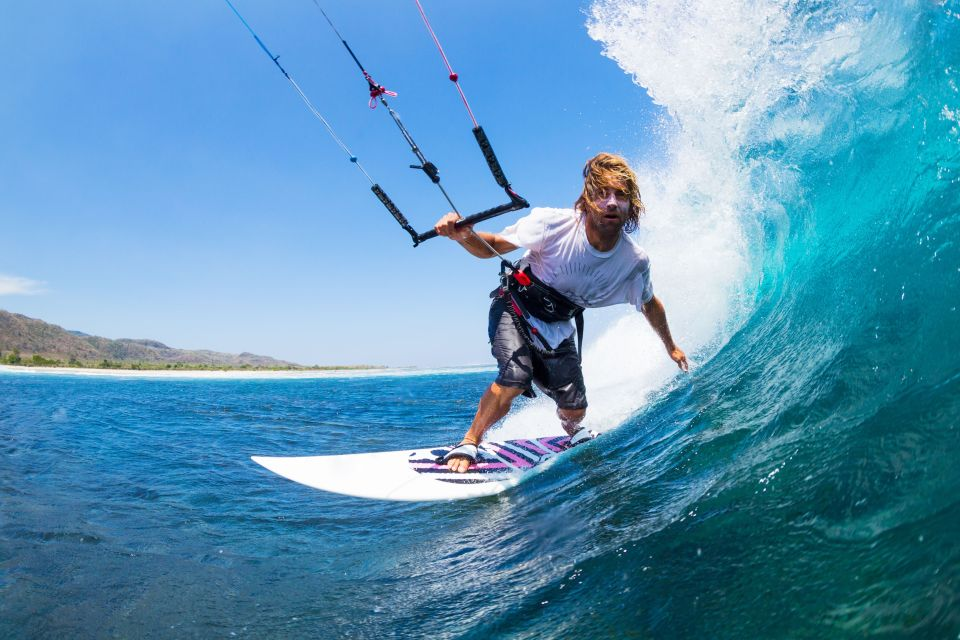 Kitesurf, bodyboard et surf sur les côtes Nord