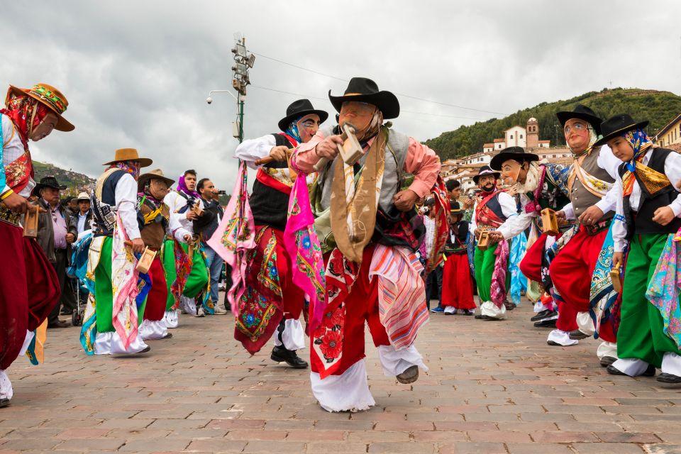 Assister à des danses traditionnelles