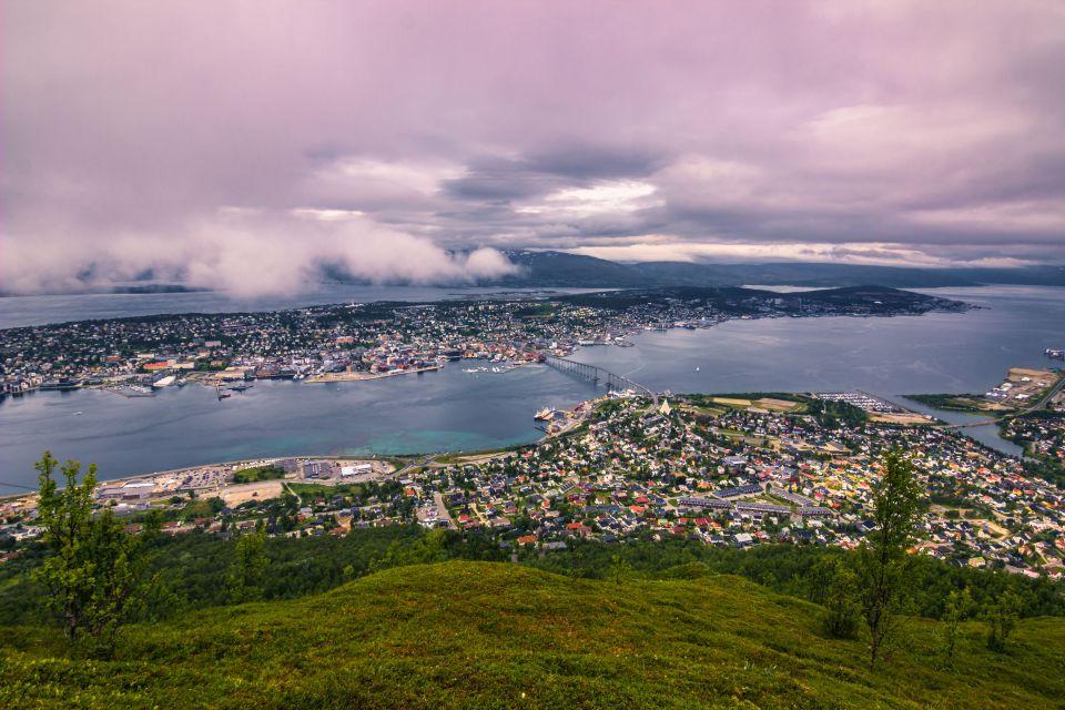 Tromso La Parigi Del Nord Con Il Sole A Mezzanotte Easyviaggio