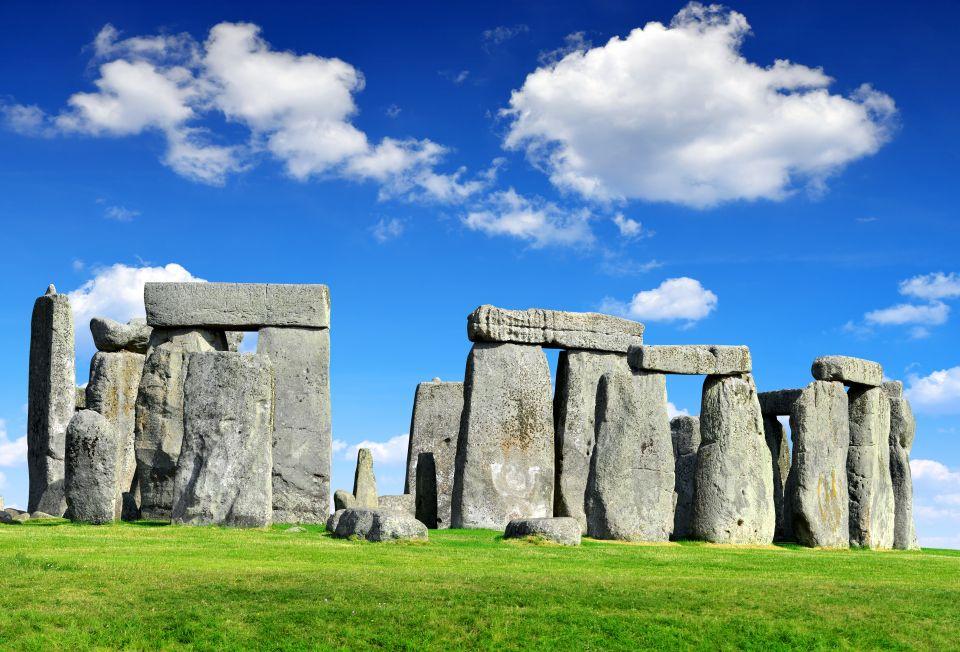Le site de Stonehenge en Angleterre
