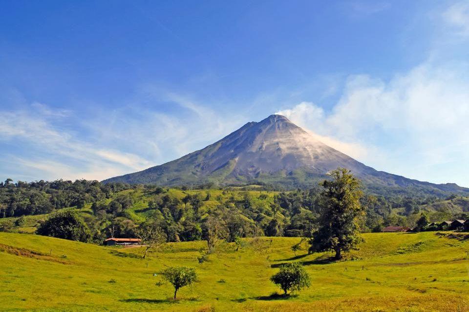 Le Costa Rica