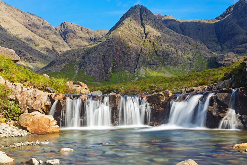 Fairy Pools, Isla de Skye