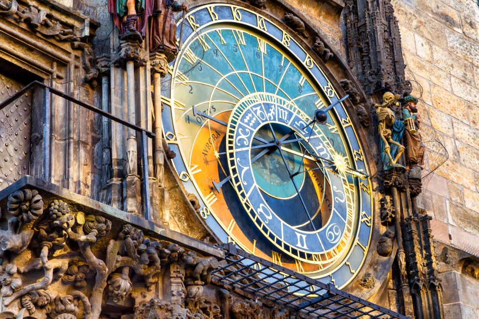 L'horloge astronomique médiévale de Prague