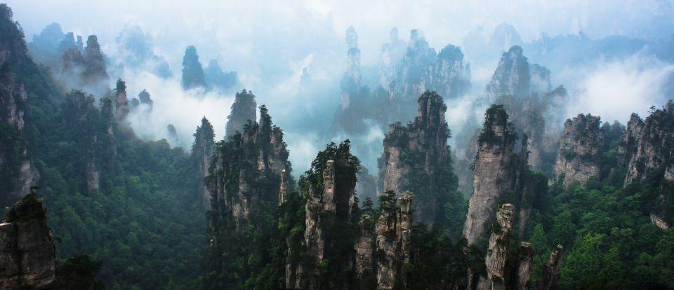 Zhanjiajie, Hunan Province, China