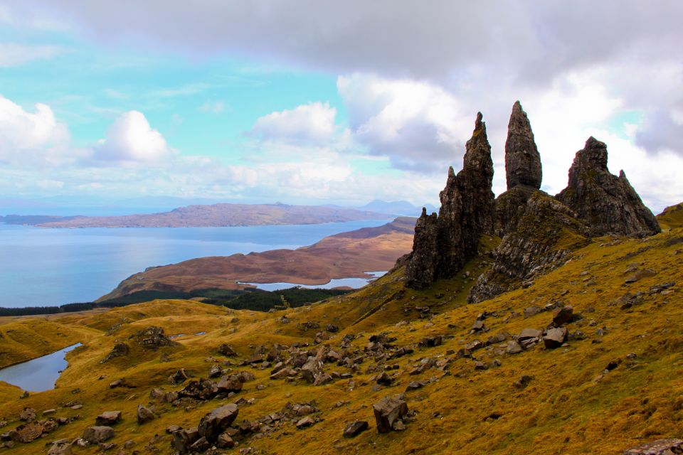 The Isle of Skye, Scotland
