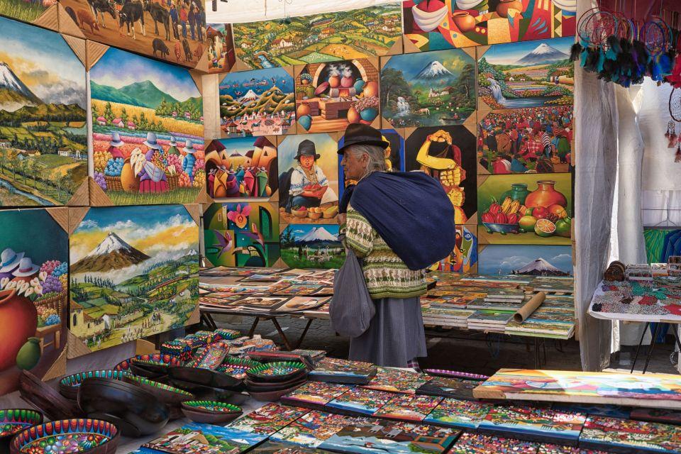 Otavalo e il mercato tessile