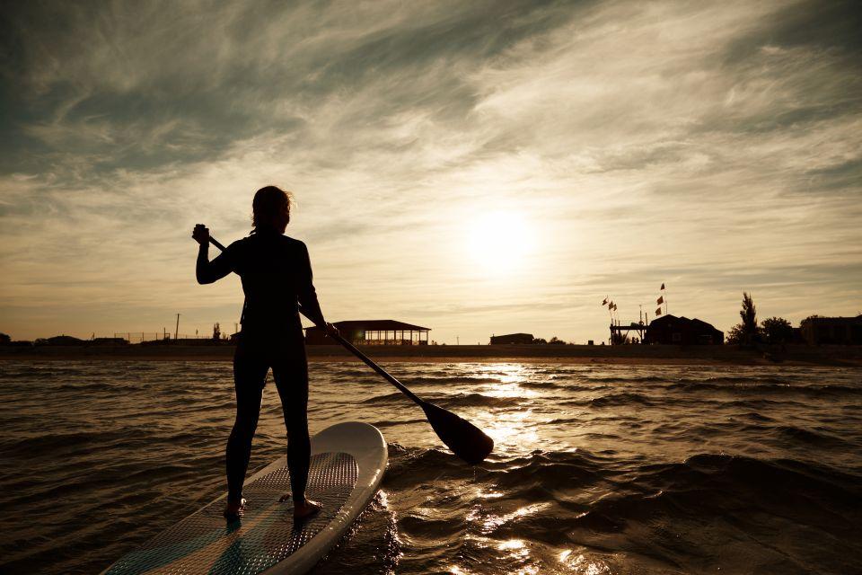Paddle-boarding in Gurabo