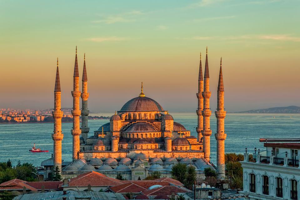 Blaue Moschee (Sultan-Ahmed-Moschee)