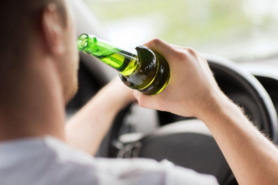 Bere al volante