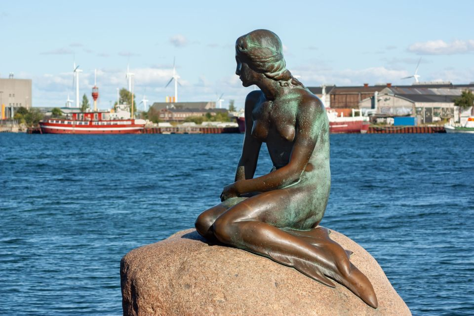 Dinamarca, bajo el mar